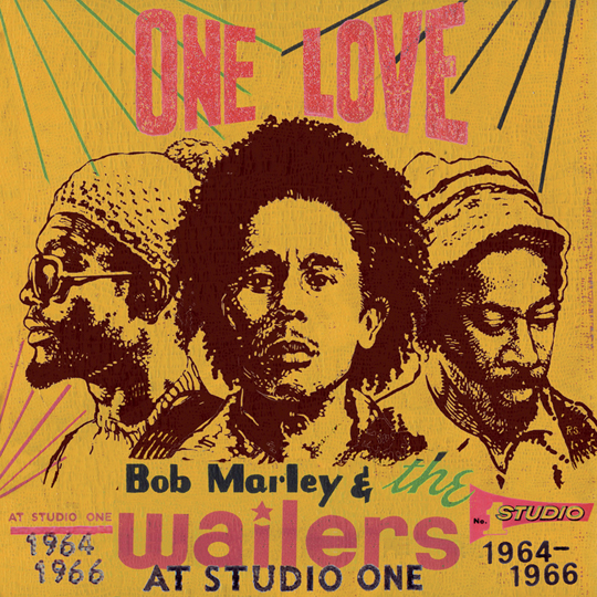 Bob Marley & the Wailers One Love